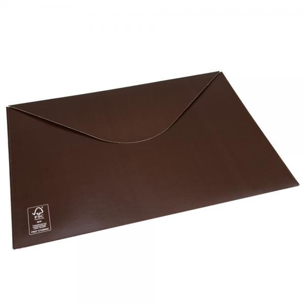 Versandtasche Braun Karton Großbrief 325x240 mm