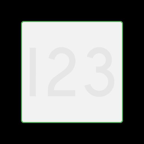 Quadratisches Haft Mousepad Beispiel